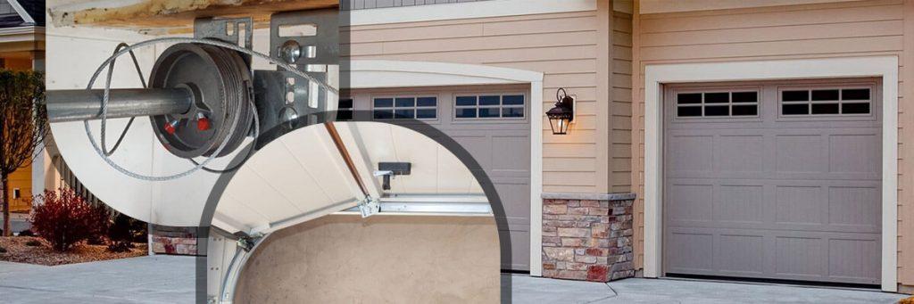 Garage Door Cables Repair Maplewood